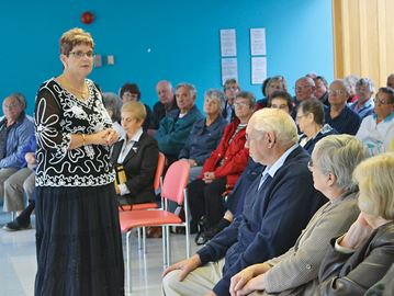 Penetanguishene hospital backers given March deadline