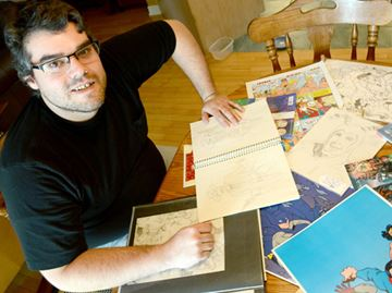 Fenwick artist shares a life-long passion