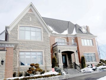 This $3.77-million home in Vaughan, near the border of King, is the grand prize in this year's Princess Margaret Cancer Foundation Big Ticket Home Lottery.