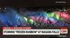 Freeze frame: Niagara woman's falls photo goes viral