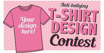 Anti-Bullying T-Shirt Design Contest