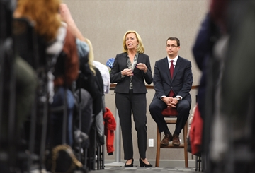Ontario PC party Q and A Christine Elliott