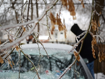 Pickering ice storm cleanup could take months
