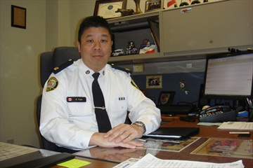 Supt Peter Yuen Is Toronto Police Services First