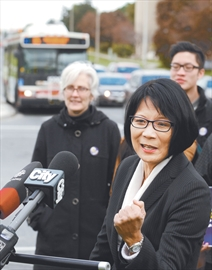 Chow says her LRT transit plan would serve Scarborough residents, save $1.6 billion-image1