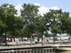 Thanks to the Orillia Chamber of Commerce, the Port of Orillia has evolved to become a tourist destination