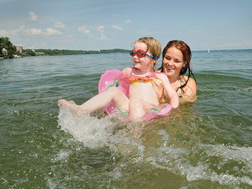 Swimming advisories posted for two Barrie beaches