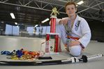 Barrie athlete preps for Brazilian jiu jitsu finals
