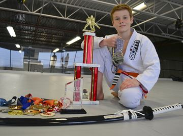 Barrie athlete preps for Brazilian jiu jitsu finals