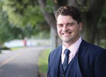 Meet the candidates: Scott Blurton; Glebe Annex resident wants to give– Image 1