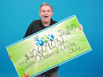 Orillia lottery winner tips cabbie $100