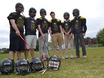 Collingwood alumni golf tournament supports kids on the gridiron