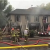 Fire at Rhino's Roadhouse