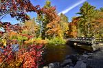 Oxtongue River - Ragged Falls Provincial Park