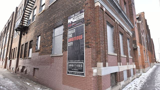 Cannon Knitting Mills Hamilton : Cannon knitting mills goes up for sale thespec