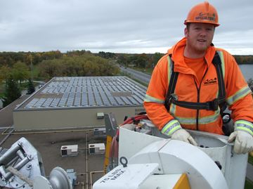 Orillia Power Corp. goes solar