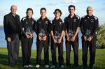 Corpus Christi wins Burlington high school golf title