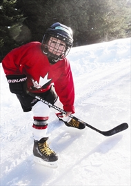 War Amps program helps local amputee play hockey– Image 1
