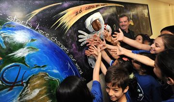 Chris Hadfield PS Opens