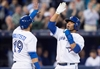 Dickey pitches Blue Jays past Yankees 3-1-Image1