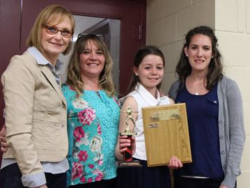 Meaford Skating Club hands out awards