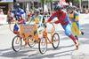 Burlington's 6th annual Amazing Bed Race