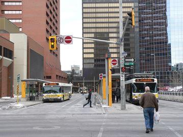 Hamilton MacNab Transit Terminal