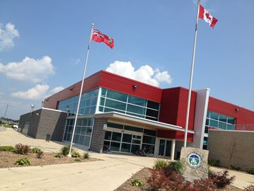 New Tecumseth Recreation Complex