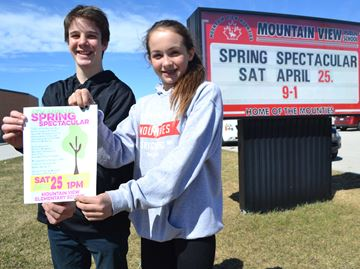 : Mountain View in Collingwood holding Spring Spectacular