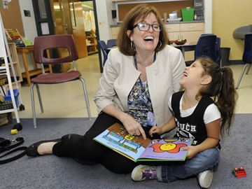 Burlington's Ryerson P.S.in year three of full-day kindergarten