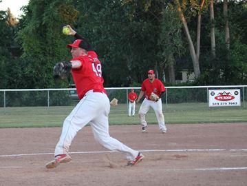 Wiarton wins Meaford fastball tournament