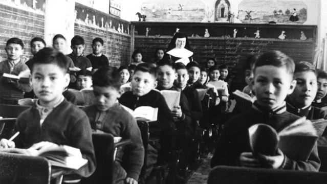 canadian residential school system education essay A lost heritage: canada's residential schools more  government introduces a  new system to process residential school abuse claims outside the courts.
