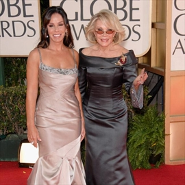 Melissa Rivers to honour late mother on Thanksgiving-Image1