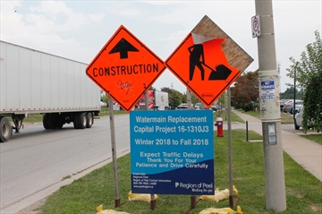 The Region of Peel has initiated a Schedule 'B' Environmental Assessment (EA) for sanitary sewer and watermain improvements near Mattawa Avenue in the City of Mississauga.