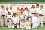 Wasaga karate club earns 14 awards at tournament