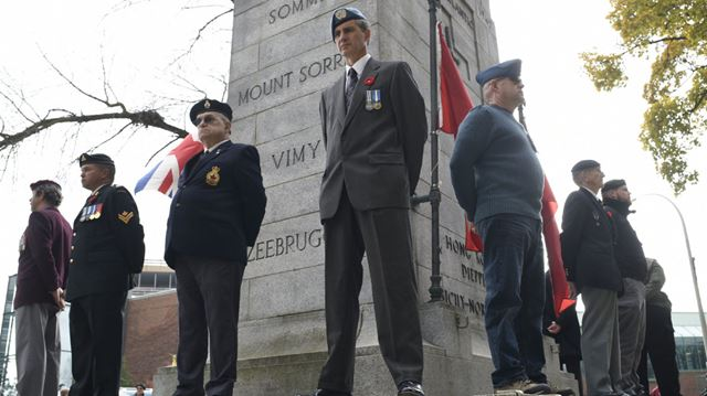 Kitchener cenotaph