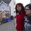 VIDEO: Fire survivors