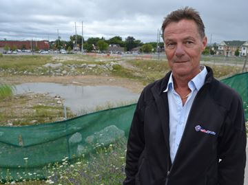 Residents concerned over state of Collingwood Shipyard lands, developer to start cleaning up site