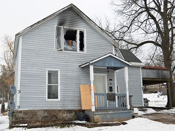 Midland house fire causes $50,000 in damage