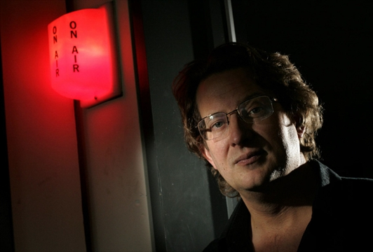 Radio personality Alan Cross hired back by