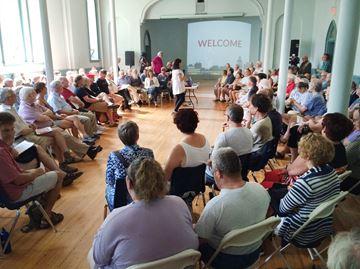 Community Consultation on Electoral Reform