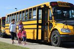 School bus orientation sessions for Halton board primary students