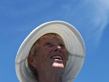 Anne Saunders of Saunders Farm dies