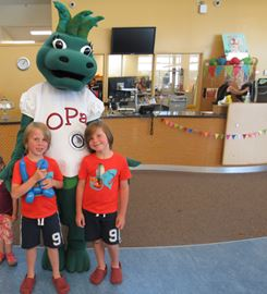 Oakville Public Library throws carnival-themed Summer Reading Celebration