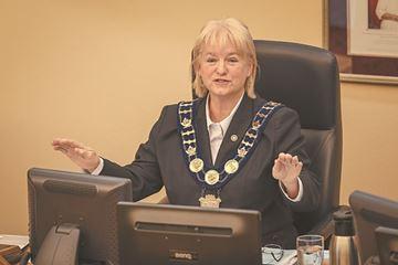 Mayor Susan Fennell