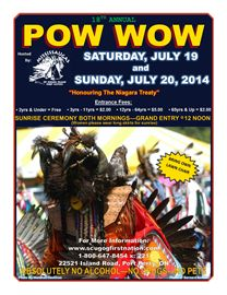 Mississaugas of Scugog Island First Nation Pow Wow
