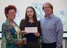 Burlington's Art in Action announces scholarship winner