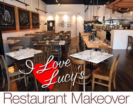 Lucy Seafood Kitchen Restaurant Takeover