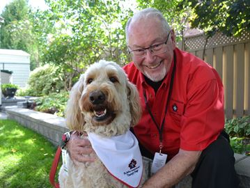 Wanted: Therapy dogs for Innisfil, Alliston, Bradford