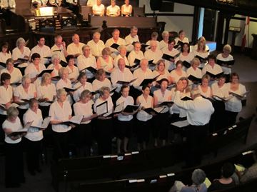 Orillia Vocal Ensemble supports Big Brothers/Big Sisters
